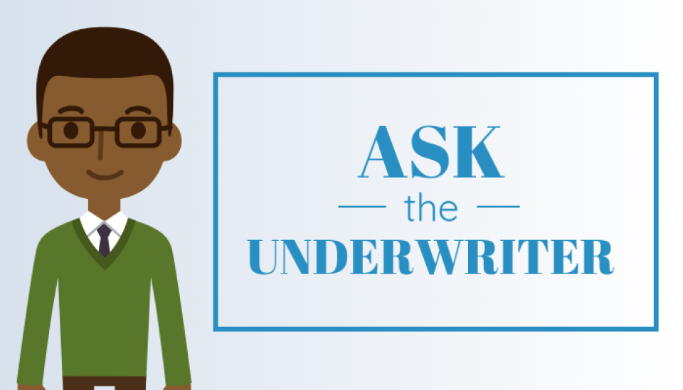 Blog Hero Ask The Underwriter 700X400