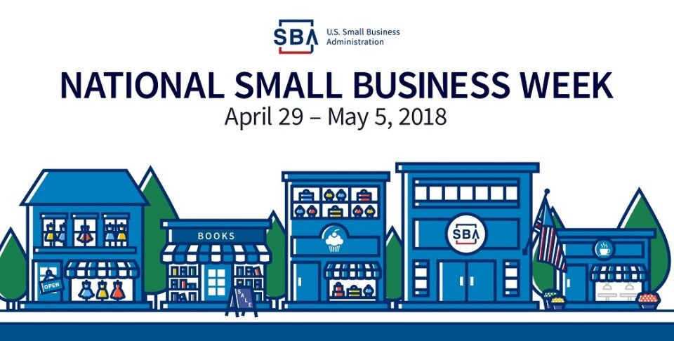 Blog Hero National Small Biz Week 2018